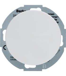 R.classic Rozszerzenie ściemniacza uniwersalnego z płytką czołową, biały Berker 28352089