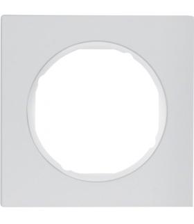 R.3 Ramka 1-krotna, alu/biały Berker 10112274