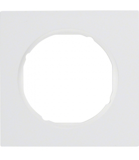 R.3 Ramka 1-krotna, biały, połysk Berker 10112289
