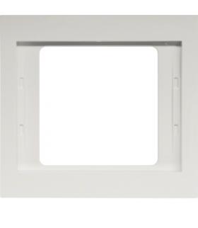 K.1 Ramka 1-krotna, biały, połysk Berker 13137009