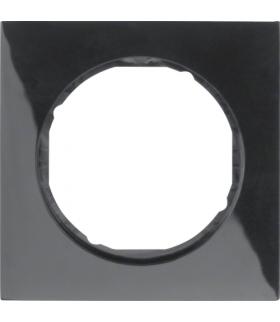R.3 Ramka 1-krotna, czarny, połysk Berker 10112245