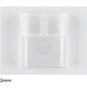 K.1 Nasadka IR czujnika ruchu komfort 2,2m Berker.Net, biały, połysk Berker 85342279