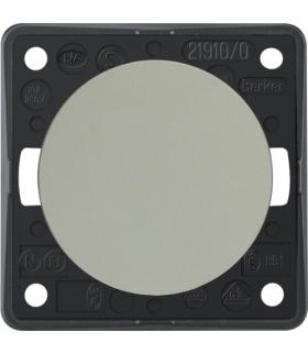 Integro Flow Łącznik klawiszowy przyciskowy, zwierny, stal szlachetna, lakierowany Berker 936712524