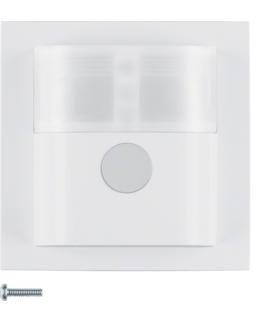 B.x/S.1 Nasadka IR czujnika ruchu komfort 2,2m Berker.Net, biały, połysk Berker 85342289