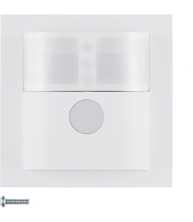 S.1/B.3/B.7 Nasadka IR czujnika ruchu komfort 2,2m Berker.Net, biały, mat Berker 85342288
