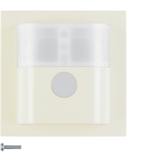 B.Kwadrat/S.1 Nasadka IR czujnika ruchu komfort 2,2m Berker.Net, kremowy, połysk Berker 85342282