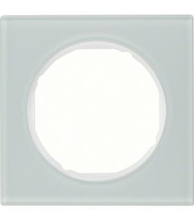 R.3 Ramka 1-krotna, szkło, biały Berker 10112209