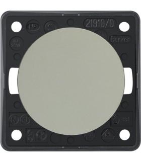 Integro Flow Łącznik klawiszowy przyciskowy, zwierny, chrom, mat lakierowany Berker 936712568