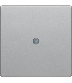 Q.x Płytka czołowa do przyłącza kablowego, alu aksamit, lakierowany Berker 10196084