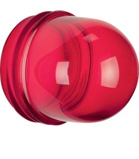 Akcesoria osprzęt Klosz do sygnalizatora świetlnego E14, wysoki, czerwony przezroczysty Berker 1231