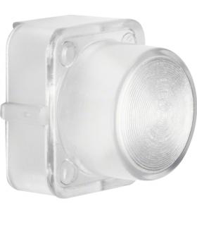 Serie 1930/Glas Klosz do sygnalizatora świetlnego E10, jasny przezroczysty Berker 1221