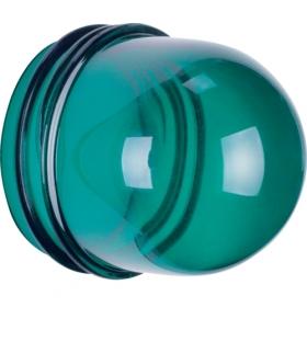 Akcesoria osprzęt Klosz do sygnalizatora świetlnego E14, wysoki, zielony przezroczysty Berker 1232