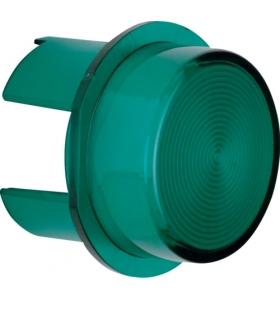 Akcesoria osprzęt Klosz do sygnalizatora świetlnego E10, zielony przezroczysty Berker 1283