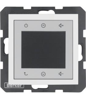 B.x/S.1 Radio Touch, biały połysk Berker 28848989