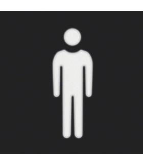 """W.1 Folia do sygnalizatora świetlnego symbol """"mężczyzna"""" Berker 19058001"""