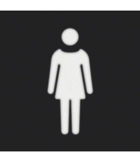 """W.1 Folia do sygnalizatora świetlnego symbol """"kobieta"""" Berker 19058002"""