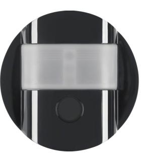 R.x/Serie 1930/Glas Nasadka IR czujnika ruchu komfort 1,1m Berker.Net, czarny, połysk Berker 85341231