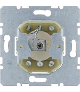 one.platform Łącznik żaluzjowy na klucz do wkładki patentowej 2-biegunowy, mechanizm, zaciski śrubowe Berker 382210