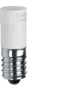 Akcesoria osprzęt Żarówka LED E10, biały Berker 1678