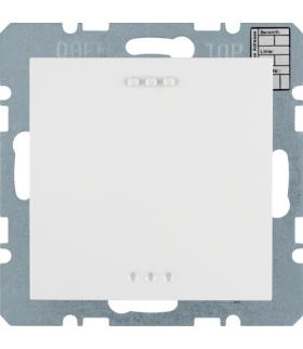 KNX system S.1/B.3/B.7 Reg. temp. bez ster. ręcznego z interf. uniw., biały 75441259