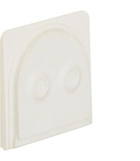 W.1 Membrana 2 wyjścia kablowe, biały Berker 18033512