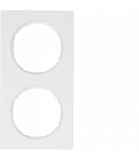 R.3 Ramka 2-krotna, biały, połysk Berker 10122289