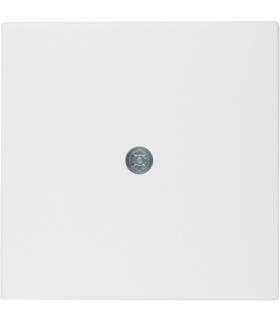 B.x/S.1 Płytka czołowa do przyłączy kablowych, biały Berker 10191909