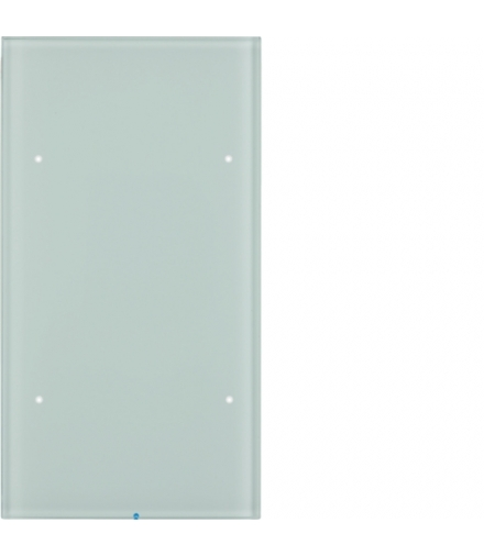 R.3 Sensor dotykowy 2-krotny, szkło, biały