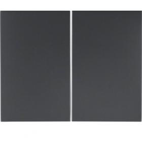 K.1 Klawisze do łącznika 2-klawiszowego, antracyt mat, lakierowany Berker 14357006