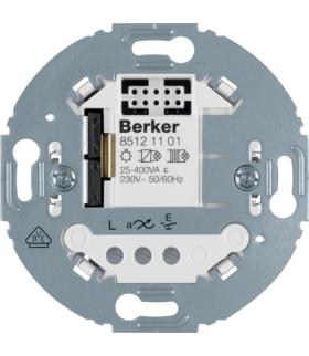 R.classic/Serie 1930/Glas Elektroniczny sterownik załączający pojedynczy, mechanizm Berker.Net, zaciski śrubowe Berker 85121101