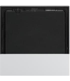 KNX e/s B.x Element centr. do regulatora temperatury i pokoj., biały,  połysk