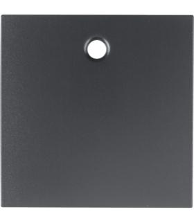 B.3/B.7 Płytka czołowa do łącznika cięgłowego, antracyt Berker 11461606