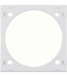 Integro Flow Natynkowy pierścień dystansowy, biały, połysk Berker 918252512
