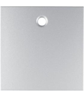 B.7 Płytka czołowa do łącznika cięgłowego, alu Berker 11461404