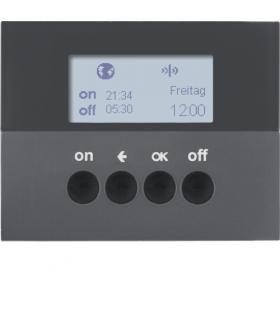 K.1 KNX RF quicklink Łącznik czasowy Berker.Net, antracyt, mat Berker 85745275