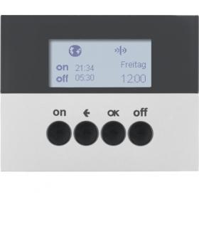 K.5 KNX RF quicklink Łącznik czasowy Berker.Net, alu, lakierowany Berker 85745277
