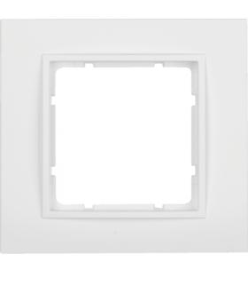 B.7 Ramka 1-krotna, biały, mat Berker 10116919