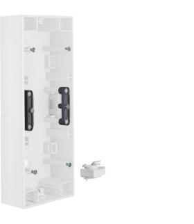 K.1 Puszka natynkowa 3-krotna pionowa, biały Berker 10437009