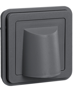 W.1 Moduł złącza kablowego, IP55, szary Berker 42563505