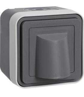 W.1 Złącze kablowe, IP55, szary Berker 42563525