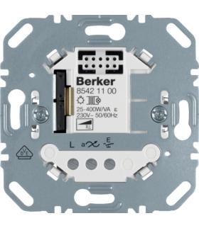 one.platform Ściemniacz przyciskowy, mechanizm Berker.Net, zaciski śrubowe Berker 85421100