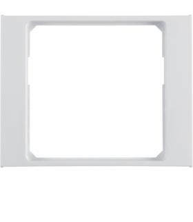 K.1 Pierścień adaptacyjny do płytki czołowej 50x50 mm, biały Berker 11087109
