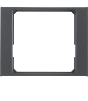 K.1 Pierścień adaptacyjny do płytki czołowej 50x50 mm, antracyt mat, lakierowany Berker 11087106