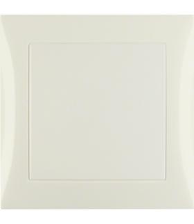 B.Kwadrat/S.1 System przywoławczy Zasilacz 24V z ramką, kremowy połysk Berker 52048982