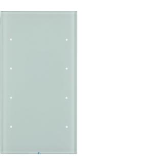 R.3 Sensor dotykowy 4-krotny,  szkło,  biały