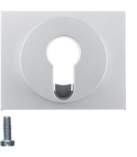 K.5 Płytka czołowa do łącznika na klucz, alu Berker 15057003