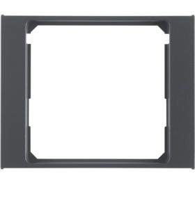 K.1 Pierścień oddzielający do płytki czołowej, antracyt mat, lakierowany Berker 11087006