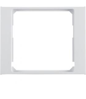 K.1 Pierścień oddzielający do płytki czołowej, biały Berker 11087009
