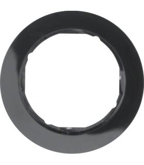R.classic Ramka 1-krotna, czarny, połysk Berker 10112045