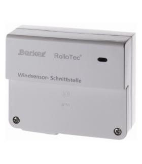 Akcesoria osprzęt Sterownik czujnika siły wiatru, biały Berker 173
